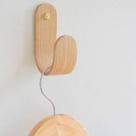 Knage Messing Egetræ ByLine design
