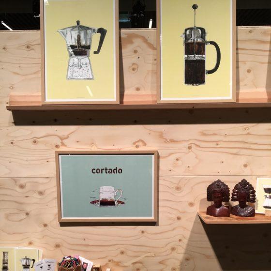FORMLAND Plakat Coffeeprints