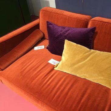 FORMLAND 2017 - Sofa og puder i efterårets trendfarver