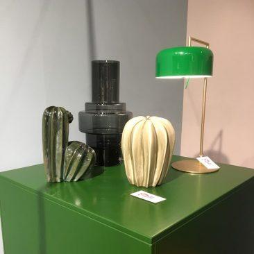 FORMLAND 2017 - De grønne farver er populære i efteråret