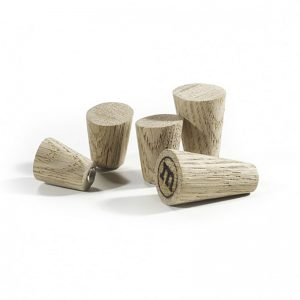 The Oak Men - Magneter - Magnets - Dansk design