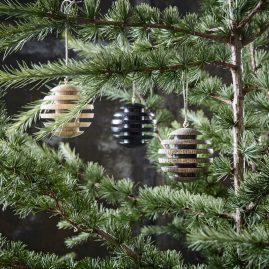 The Oak Men julepynt Santas Balls