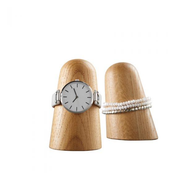 dot aarhus - TIME-OFF urholder i egetræ - small