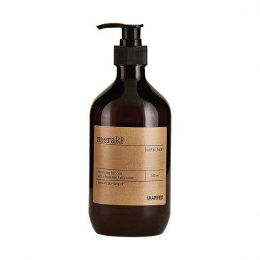 Shampoo, Cotton haze, Meraki