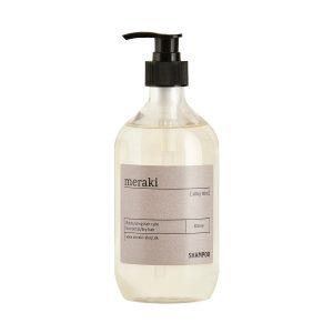 Shampoo, Silky mist, Meraki