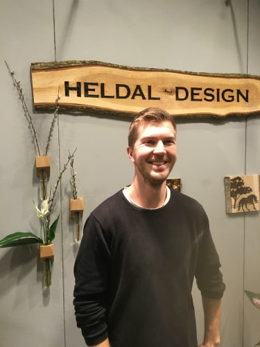 FORMLAND 2019 - Jens fra Heldal Design