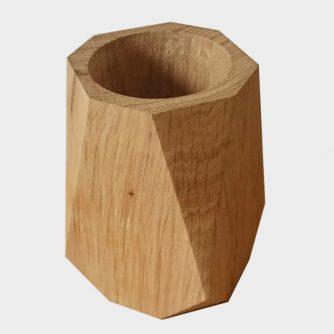 KANT Trævase mellem fra Heldal Design