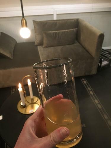 Open Showlab ved House Doctor byder på lækre drinks