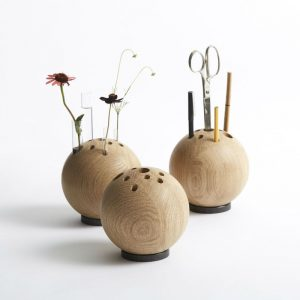 Lebowski som vaser og blyantholder fra The Oak Men
