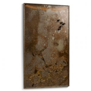 Notice Board Opslagstavle Rusty Stor
