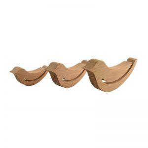 Fugle sæt Köhne-Design