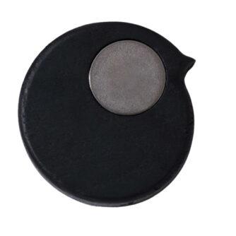 BiRPonthewall knage i sort og sølv