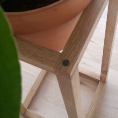 Wood Up Planteopsats fra dot aarhus