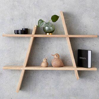 Amagerhylde A-Shelf i egetræ fra Andersen Furniture