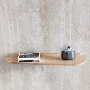Hylden Shelf 1 i egetræ fra Andersen Furniture