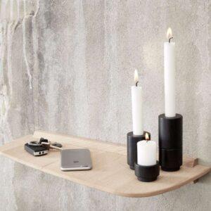 Hylden Shelf 2 i egetræ fra Andersen Furniture