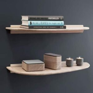Hylden Shelf 3 i egetræ fra Andersen Furniture