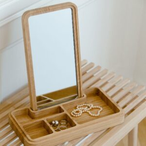 Make up spejl Mirror Box fra Spring Copenhagen