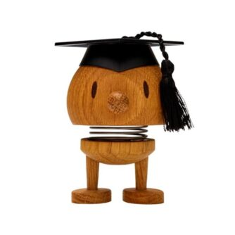 Bumble Hoptimist med universitetshue