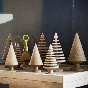 Juletræ tree solid branches fra The Oak Men